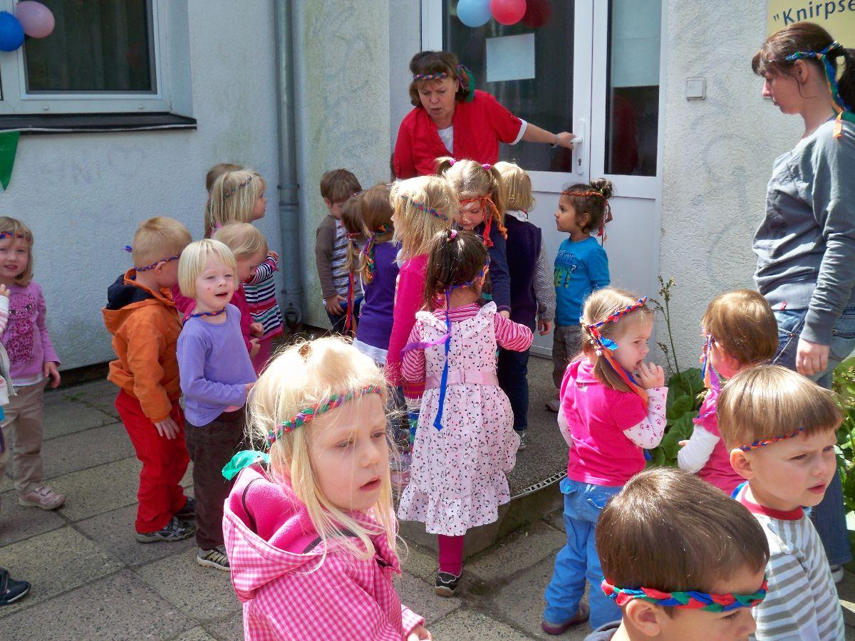 Kindertag 150