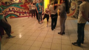 Tanzprojekt 113