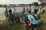 Fahrradtour nach Freest